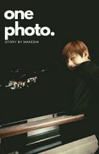 one photo。bts by Makeshi