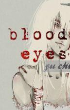 عيون  دموية by yu-chiro