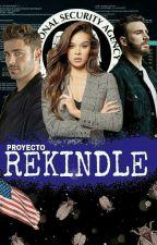 PROYECTO *REKINDLE* by Veryana