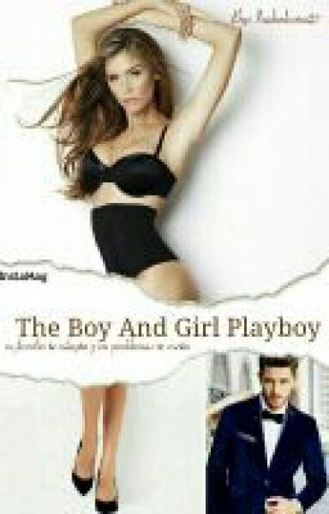 The Boy And Girl Playboy.