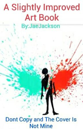 My Art Book  by JaeJackson