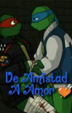 """De Amistad a Amor"" L×R by tmnt2002"