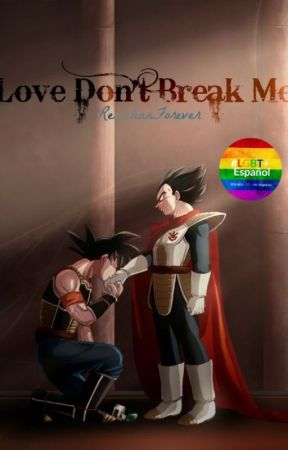 Love Don't Break Me - Kakavege by Rei-chanForever