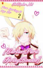 【 Cartas para SpringBonnie 】- 【 Springx??? 】 by FaiSisT-FU
