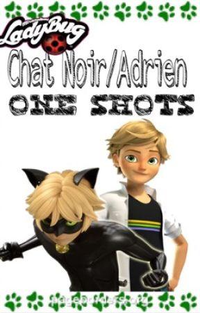 Chat noir/Adrien one shots!! by ProfessionalGeek101