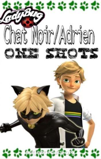Chat noir/Adrien one shots!!