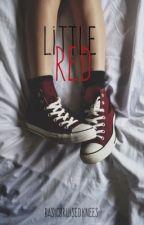 Little Red //Avengers// by basicbruisedknees