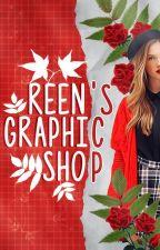 Reen's Cover Shop (TEMP. CLOSE) by xXArachnidXx