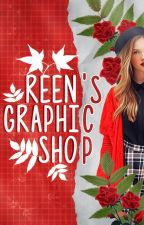 Reen's Graphic Shop (TEMP. CLOSE) by xXArachnidXx