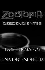 Zootopia: Descendientes by SantiagoAguaysol