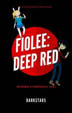 Fiolee: Deep Red {Fionna & Marshall Lee} by Darkstar5