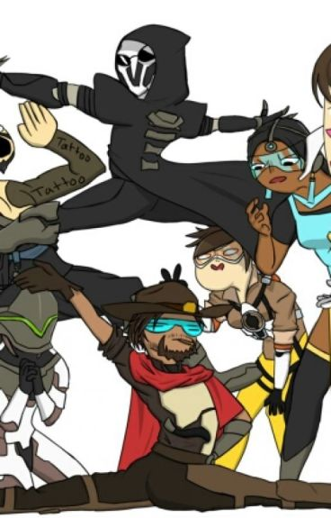 Dumb And Interesting Overwatch Head Canons And AUs