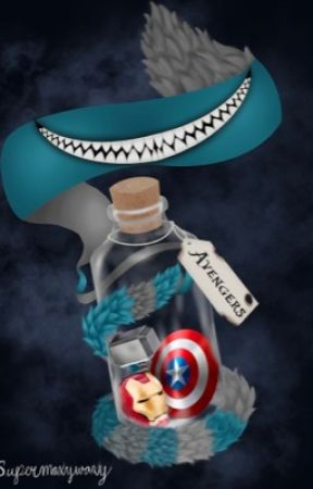 Smiles Can Be Deceiving | Avengers x Cheshire!reader by Supermaxywaxy