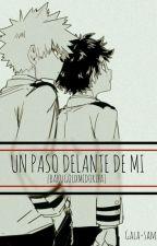 UN PASO DELANTE DE MI [BAKUGOUXMIDORIYA][+18] by gala-sama