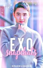 EXO SNAPCHATS [COMPLETED] by Sparklebugg