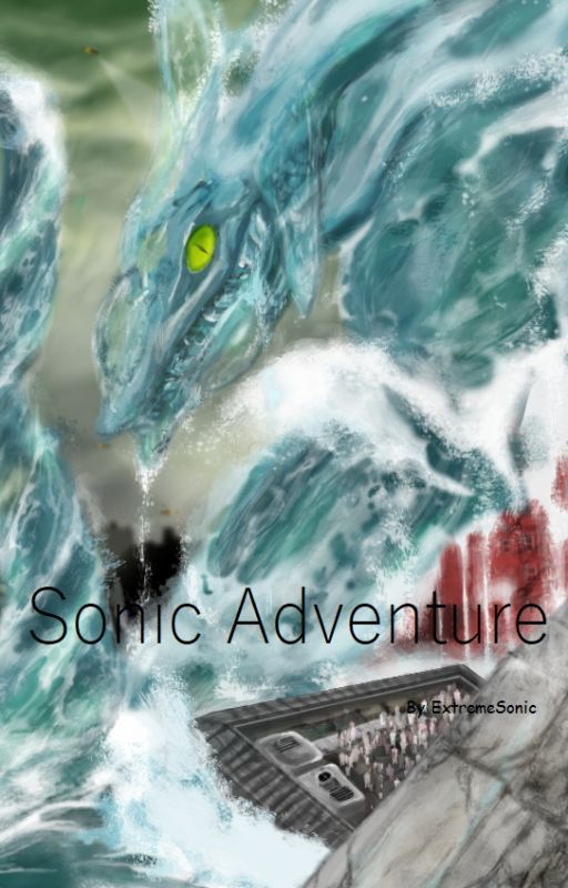 Sonic Adventure by ExtremeSonic