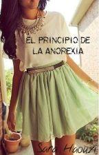 El principio de la anorexia. by psychicallyparalyzed