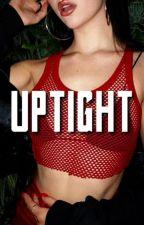 Uptight - Elijah Mikaelson by -Asstiel