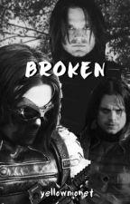 Broken by prettyoddsunflowers