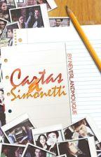 Cartas A Simonetti || Gastina || by cxnelxBern