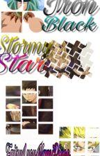Iron Black Stormy Star by FairyLucyNamiPiece