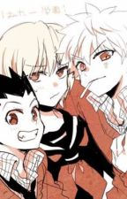 Gon x Kurapika x Killua by demongirlrocks