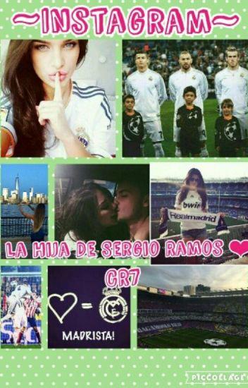 ~Instagram~ La Hija De Sergio Ramos❤ CR7