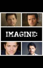 Misha Collins Imagines by Aidanturnerimagines