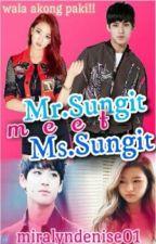 Mr.sungit meet Ms.sungit by miradenise01