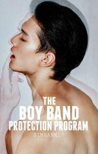 The Boy Band Protection Program by simranm17