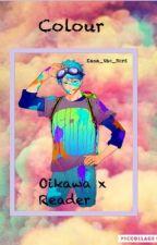 Colour -Haikyuu!: Oikawa X Reader- by Emo_Kana