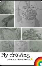 My Drawings  by potterheadsri