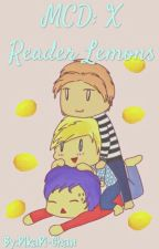 *+*Minecraft Diaries X Reader Lemons*+* by PikaPi-Chan
