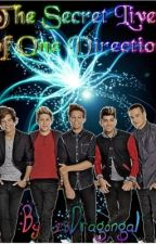 The Secret Lives of One Direction (A Paranormal Fanfic) by 13Dragongal