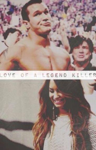 Love of a Legend Killer (Randy Orton/OC)