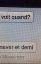 Les pires conversations by GabryelleViau