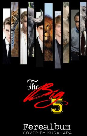 The Big Five by Ferealbum