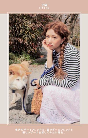 kitten ✧ min yoongi