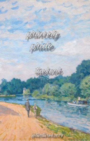 {taekook}  {princely pride}