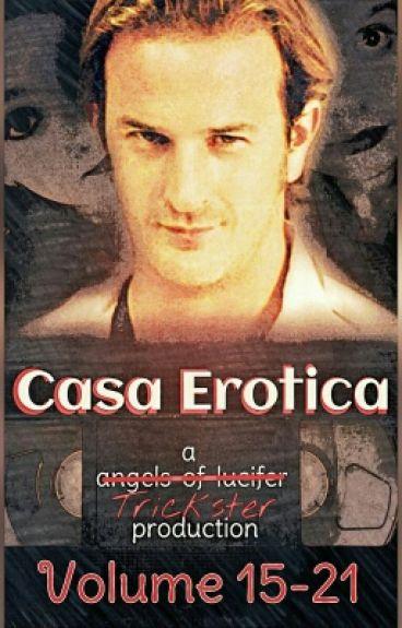 Casa Erotica Volume 15-21 [SPN] ✔