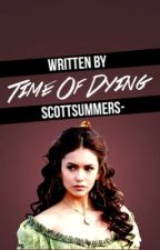 TIME OF DYING ⊳ RAPHAEL SANTIAGO by scottsummers-