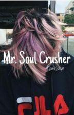 Mr. Soul Crusher ♢ Vhope by MoonlightMisfit
