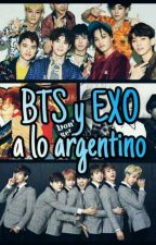 BTS Y EXO a Lo Argentino~ by JADE_candy