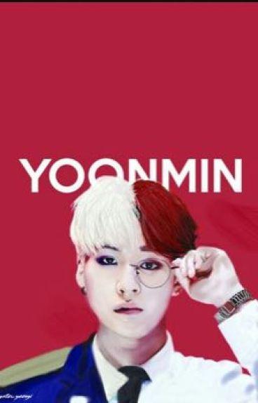 [Transfic][YoonMin MinGa] Series one-shot của 2 bạn Jimin và Suga