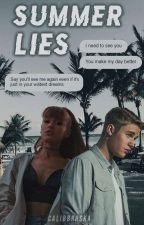 Summer lies→j.b |terminada| by calibbraska