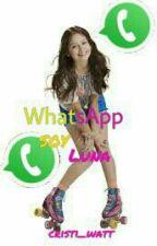 Soy Luna WhatsApp  by cristi_watt