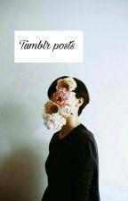 Tumblr Posts❂ by Polaroid-Larry
