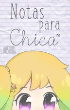 Notas Para Chica «FNAFHS» by gxldenstxrr--