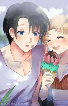 Serena Tsukino (Sailor moon) & Mamoru Chiba(Tuxedo mask)❤️❤️❤️ by Anasofi1312