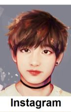 Instagram ㅡ Kim Taehyung by Pornnamjoon